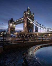 fototapeta przedstawiająca most