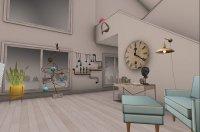 designerskie wnętrze